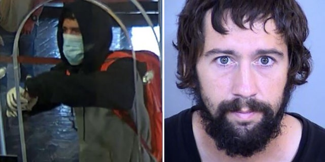 Arizona man who threatened to set off bomb in bank robbery attempt wanted to pay rent and buy automobile, police say