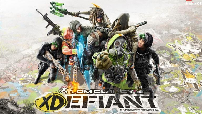 Tom Clancy's XDefiant Free-to-Play FPS Announced for PC, PS4, PS5, Xbox One, Xbox Series S/X