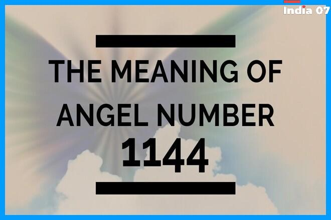 Angel Number 1144 Meaning, 11:44 Meaning, 1144 Angel Number Twin Flame, Angel Number 1144 In Love,  1144 Bible Meaning