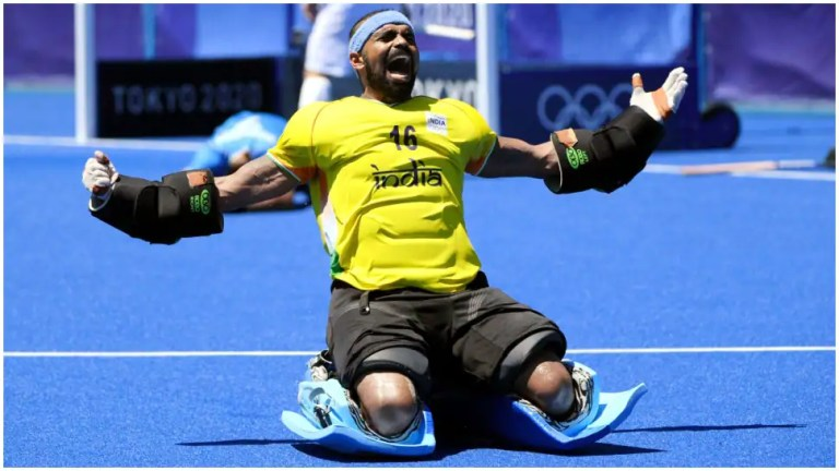 Sreejesh's father sold a family cow to afford a Hockey kit, goalkeeper returns with Olympic medal   Hockey News