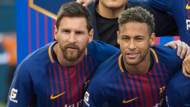 Lionel Messi transfer updates: 'Back together', says Neymar as PSG almost confirms Messi signing | Football News