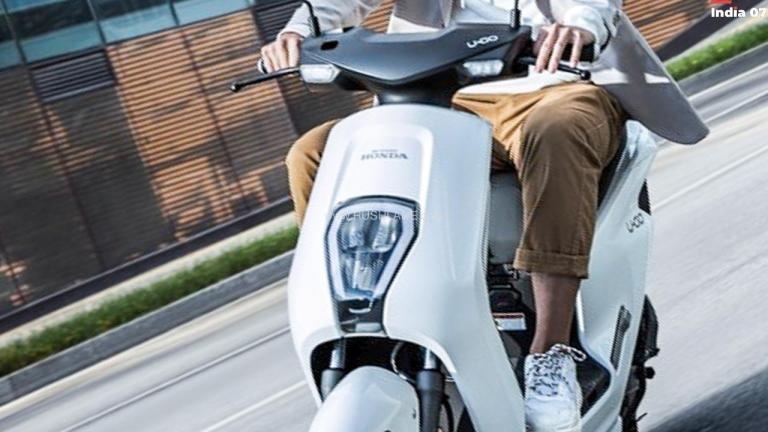 New Honda U-GO Electric Scooter Debuts With 133 Kms Range