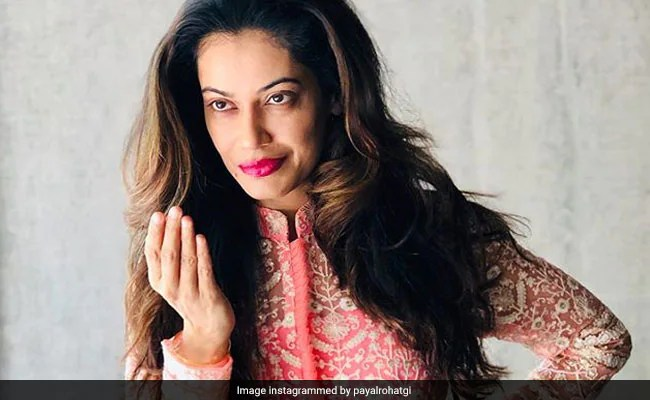 Case Against Actor Payal Rohatgi Over Video On Nehru-Gandhi Family