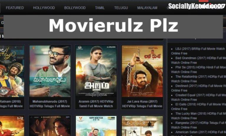 5Movierulz 2021 – All Latest HD Movies Free Download site