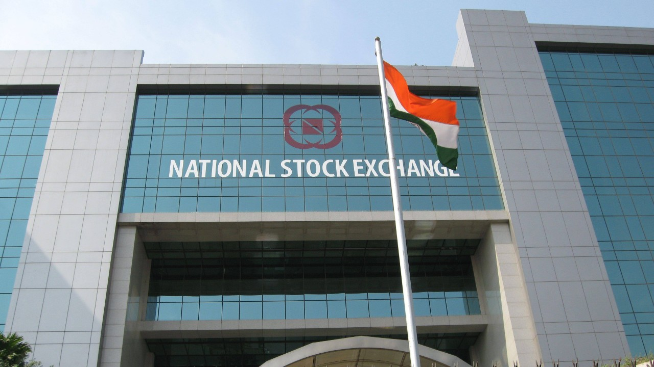 Dip in Covid-19 cases boosts Sensex, Nifty hits record high