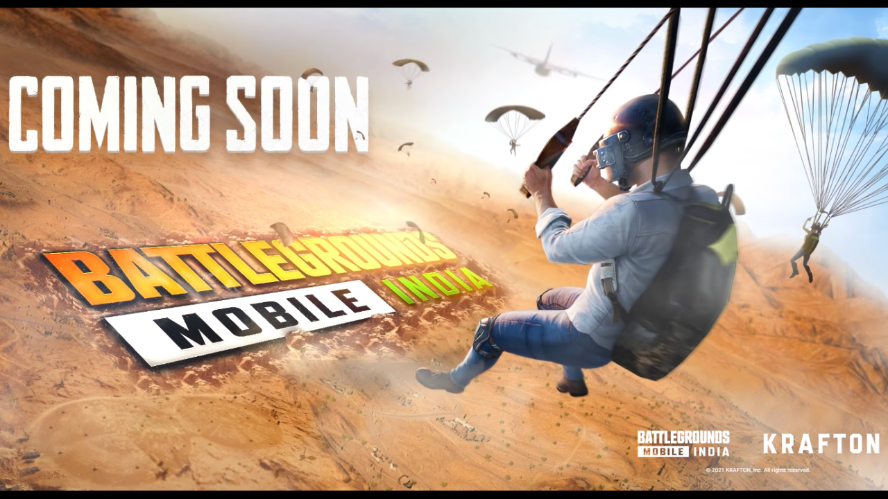 PUBG Mobile: Here's how to pre-register for Battlegrounds Mobile India