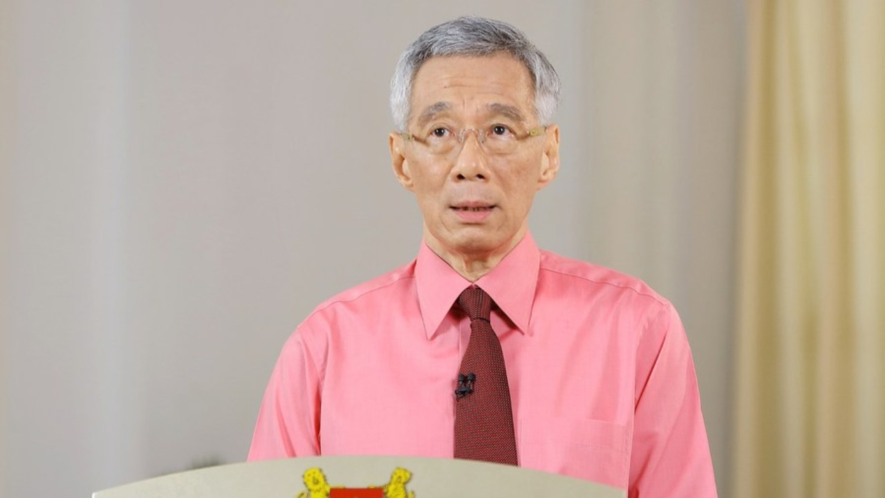 COVID-19 here to stay, will reopen borders with safeguards: Singapore PM Lee