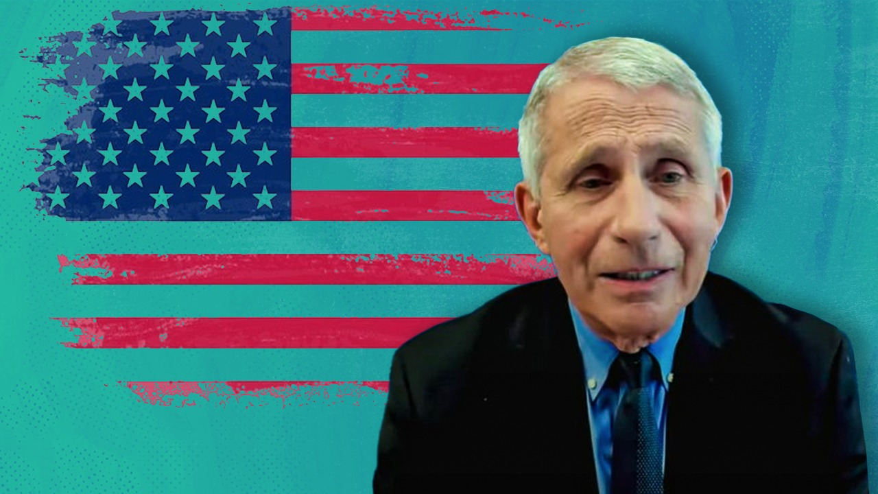 Dr. Anthony Fauci: 2 Vaccine Doses Needed For Full Protection Against Delta Variant
