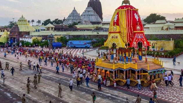 Puri's Rath Yatra to Take Place Without Devotees for Second Year in Row Due to COVID-19
