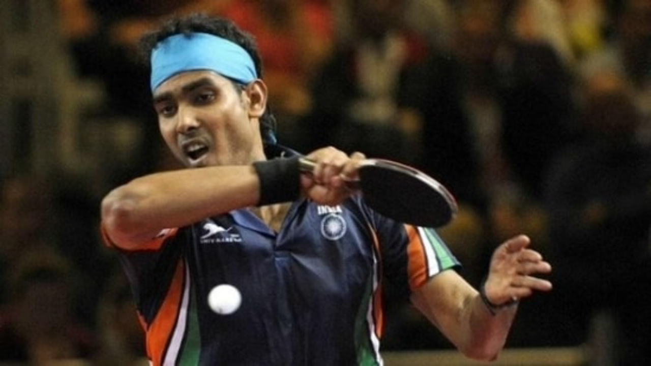 Tokyo Olympics 2021: India's Sharath Kamal Loses to China's Ma Long in Round 3
