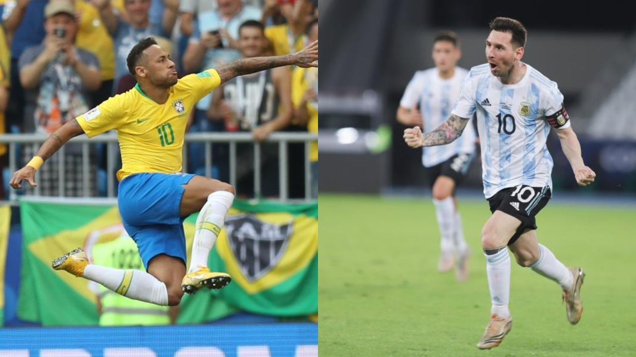 Copa America 2021: Brazil Face Argentina For The Fifth Time in a Tournament Final