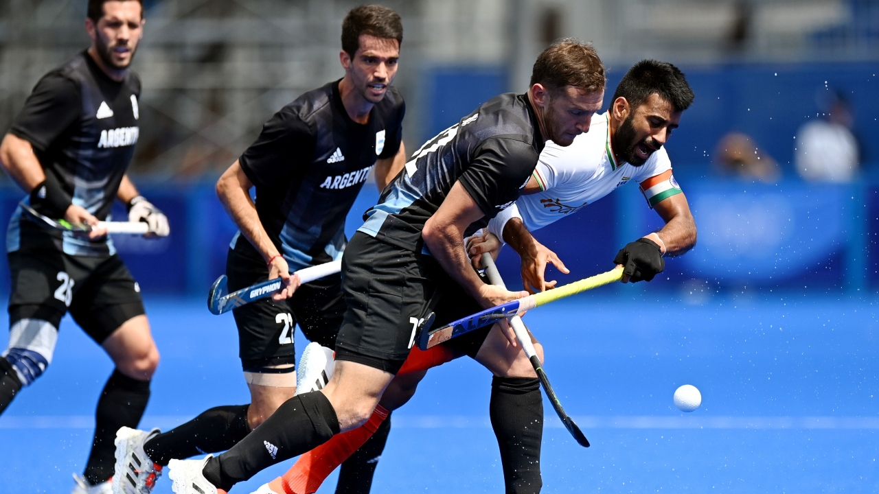 Tokyo Olympics 2021: India Beat Rio Gold Medallist Argentina 3-1 to enter QF