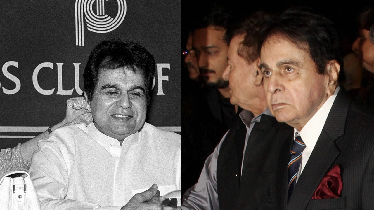 RIP Dilip Kumar: Legendary Actor Dies At 98; Celebs Pay Their Last Respects