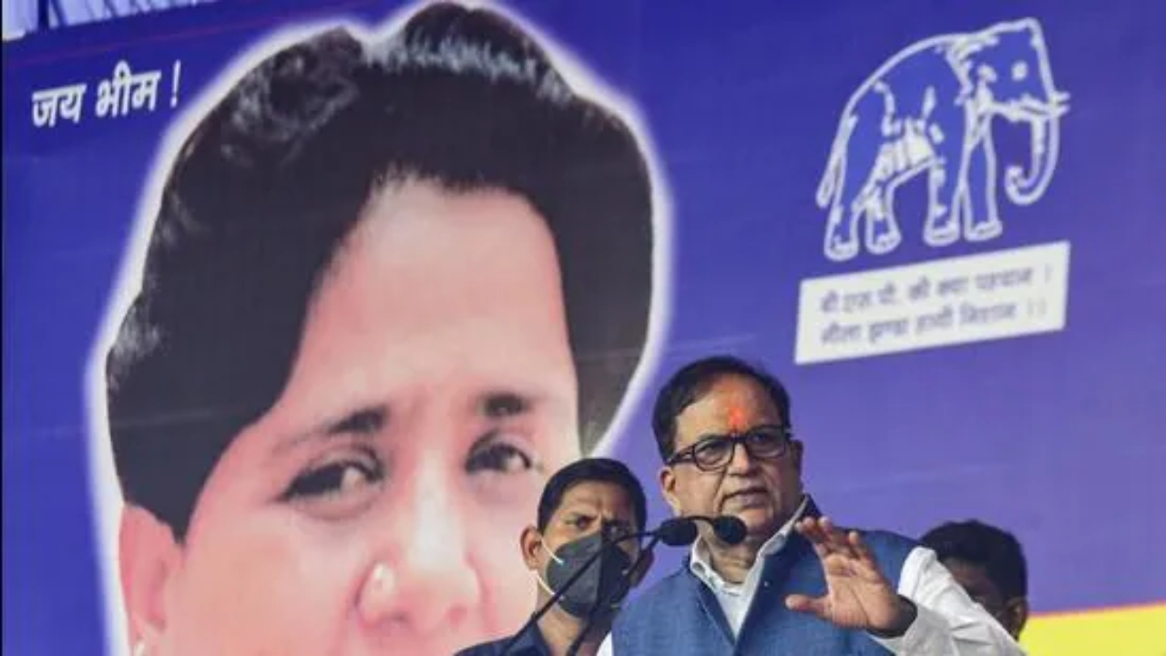 UP Polls 2022: BSP Will Not Go Into Any Alliance, Says SC Mishra