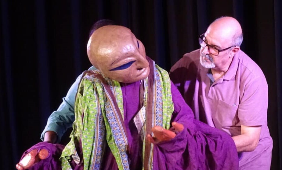Dadi and Sriramulu: Indian Puppetry's Trysts with Marionettes
