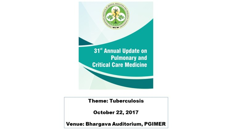 31st Annual Update on Pulmonary and Critical Care Medicine