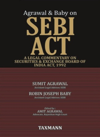 Commentary On The Sebi Act Indiacorplaw