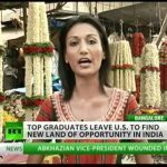 American Graduates Head to India for Employment