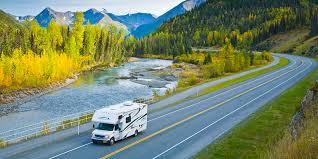 RVing in Alaska