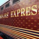In Royal Style on the Palace on Wheels