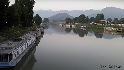 A Glimpse of Heaven–Kashmir