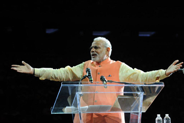 The Modi Model