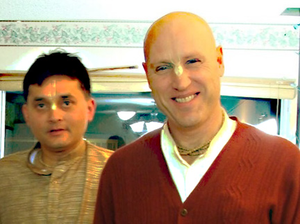 The Bhagwad Gita in Your Hotel Room