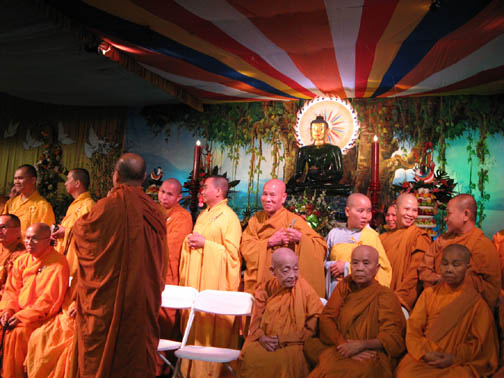 The Jade Buddha for Peace