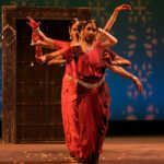 Dance Recital Paints the Divine