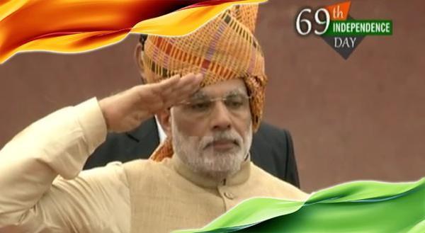 7 Takeaways From PM Modi's Speech on 15th August