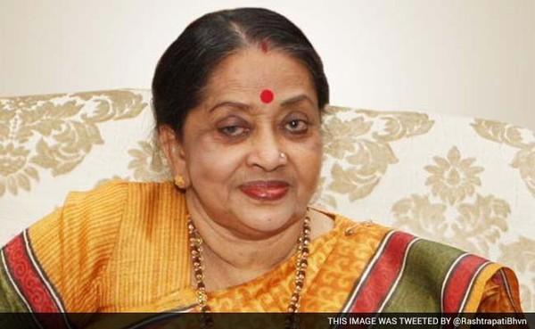 President Pranab Mukherjee's Wife Suvra Mukherjee Passes Away