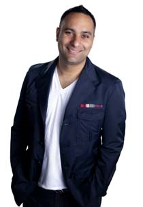 Russell Peters at Nokia Theatre