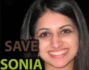 Save Sonia