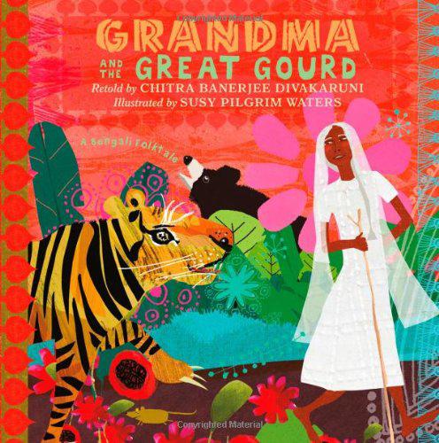 Saving Grandma: Grandma and the Great Gourd book review