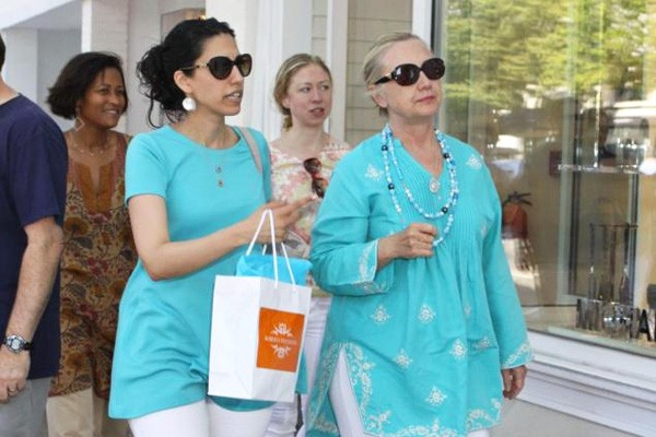 Huma Abedin, One of the Most Influential Women on Hillary Clinton's 2016 Team
