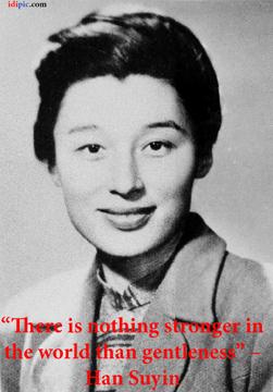 Recalling Han Suyin