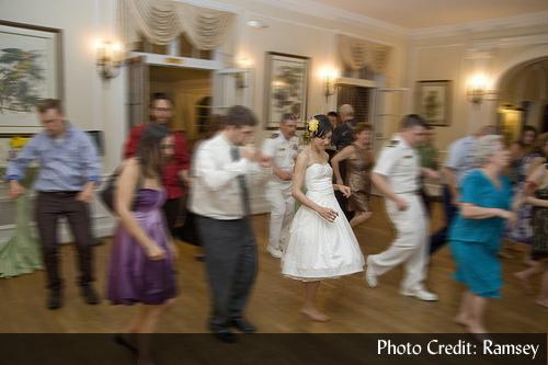 The Wedding Boogie