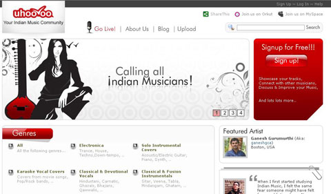 A Space for Indian Music