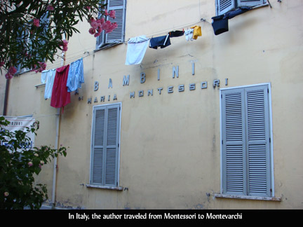 The Devil Goes To Montevarchi