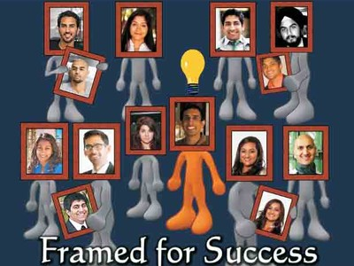 Framed for Success Ten Under Thirty