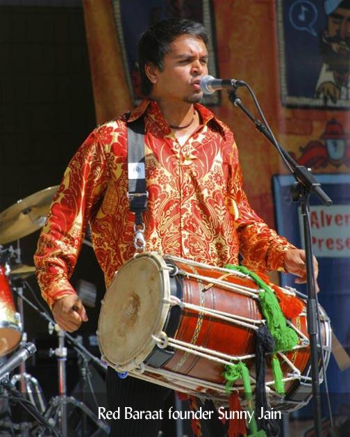 Red Baraat's Debut Album Scores