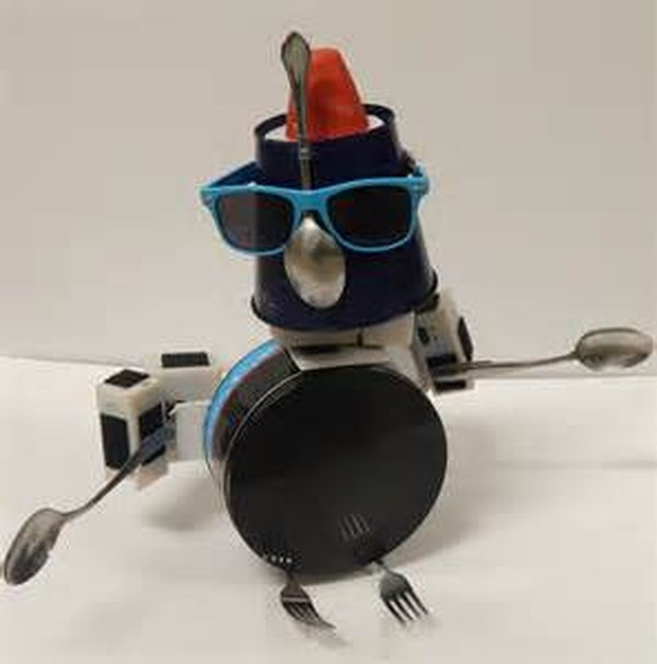 Make Yourself A Robot Friend