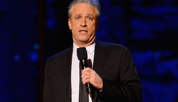 Jon Stewart Just Announced His Next Gig