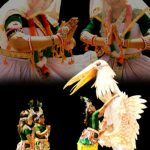Remembering Krishna in Manipuri Dance