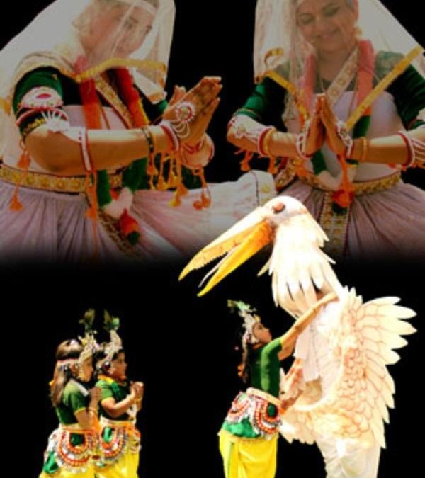 Remembering Krishna in Manipuri Dance