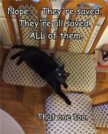 Are You Really Saving Those Seats?