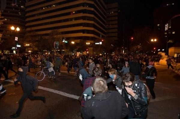 My Experience At Occupy Oakland