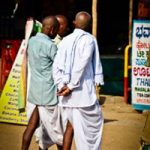 Starched, Crisp, White, and Made in India: Dhoti