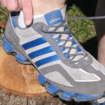 This Is What That Extra Shoelace Hole Is Used For.