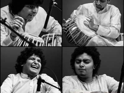 Tabla Like You've Never Seen Tabla Before
